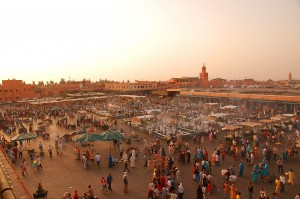 Marrakech is calling me - what about you?